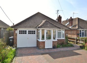 Thumbnail 2 bed detached bungalow for sale in Val Prinseps Road, Pevensey Bay, Pevensey