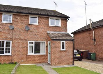 Thumbnail 3 bedroom semi-detached house for sale in Andrews Close, Chippenham, Wiltshire