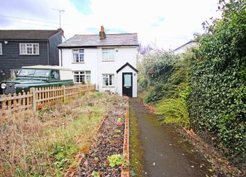 Thumbnail 2 bed cottage for sale in Baldwins Hill, Loughton