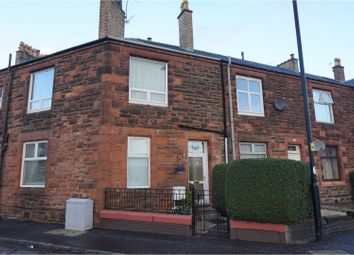 Thumbnail 2 bed flat for sale in Glebe Road, Kilmarnock