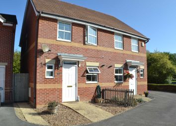 2 bed semi-detached house for sale in Florence Gardens, Henwick, Thatcham RG18