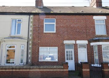 Thumbnail 2 bed terraced house to rent in Leeds Road, Glasshoughton, Castleford