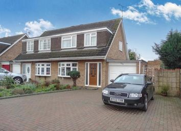 Thumbnail 3 bed semi-detached house for sale in Maltings Lane, Witham