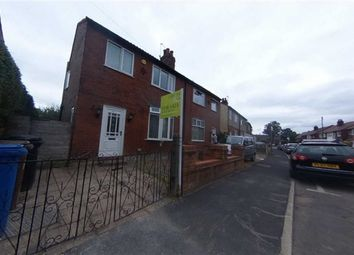 Thumbnail 3 bed semi-detached house for sale in Butley Street, Hazel Grove, Stockport