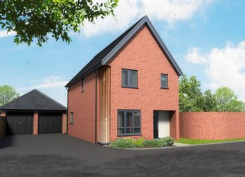 Thumbnail 3 bed detached house for sale in Pound Cottages, Bloomsbury Close, Oulton, Lowestoft