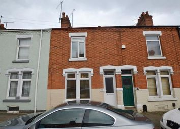Thumbnail 3 bed terraced house for sale in Stanhope Road, Northampton, Northamptonshire