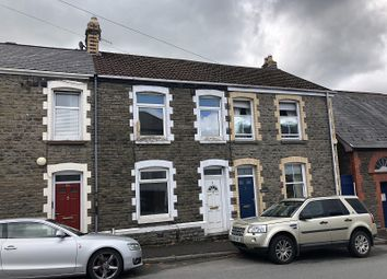 Thumbnail 3 bed terraced house to rent in Dan Y Graig Road, Neath, Neath Port Talbot.