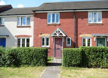 Thumbnail 2 bedroom terraced house to rent in Bexley Walk, Swindon