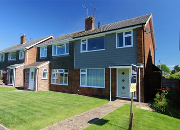 Virginia Close, Chipping Sodbury, South Gloucestershire BS37. 3 bed semi-detached house