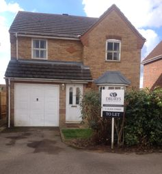 Thumbnail 3 bed detached house to rent in Whittle Close, Wyberton, Boston