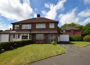 Thumbnail 3 bed semi-detached house for sale in The Croft, Swanley, Kent
