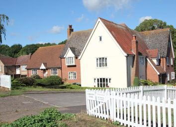 Thumbnail 1 bed flat for sale in Rectory Road, Rowhedge, Colchester, Essex