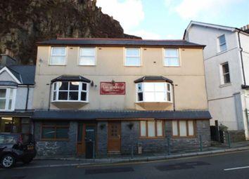 Thumbnail 3 bed semi-detached house for sale in Church Street, Blaenau Ffestiniog, Gwynedd