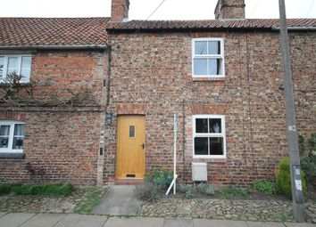 Thumbnail 3 bed terraced house for sale in Main Street, Wheldrake, York