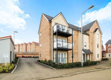 Thumbnail 1 bedroom flat for sale in 2 Martin Hunt Drive, Colchester