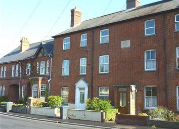 Thumbnail 2 bed flat to rent in West Street, Wilton, Salisbury