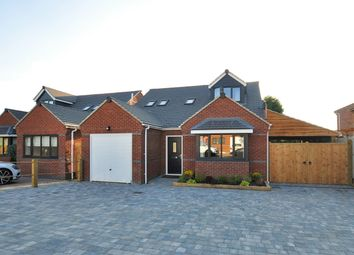 Thumbnail 3 bed detached bungalow for sale in Dawn Field, Swadlincote