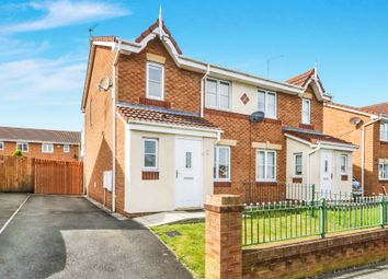 Thumbnail 3 bed semi-detached house for sale in Sumner Road, Prenton