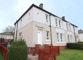 Thumbnail 2 bedroom maisonette for sale in Cruachan Street, Thornliebank, Glasgow, Lanarkshire