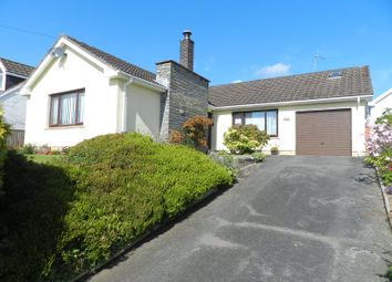 Thumbnail 3 bed detached bungalow for sale in Greystones, Rectory Road, Llangwm, Haverfordwest