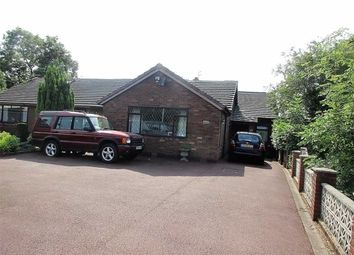 Thumbnail 3 bed semi-detached bungalow for sale in Warrington Road, Glazebury, Warrington