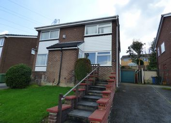 Thumbnail 2 bedroom semi-detached house for sale in Shearwater Road, Stockport