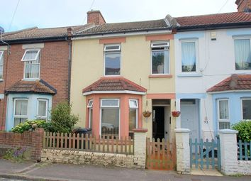 Thumbnail 3 bed terraced house for sale in Mayfield Road, Gosport