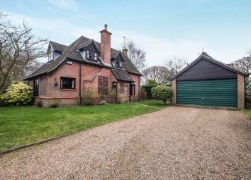 Thumbnail 3 bed detached house for sale in Dunwich, Saxmundham, Suffolk