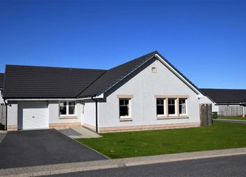 Thumbnail 3 bed detached bungalow for sale in Boniface Gardens, Fortrose, Ross-Shire