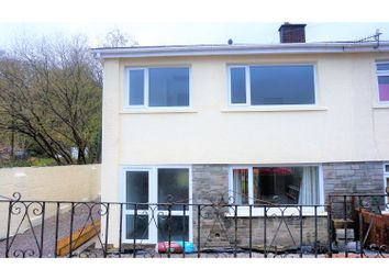 Thumbnail 3 bed semi-detached house for sale in Brynhyfryd, Glynneath