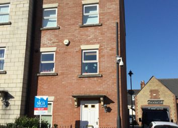 Thumbnail 3 bedroom end terrace house to rent in Godwin Court, Swindon