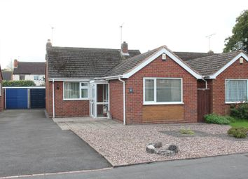 Thumbnail 2 bed detached bungalow for sale in Maidensbridge Drive, Wall Heath, Kingswinford