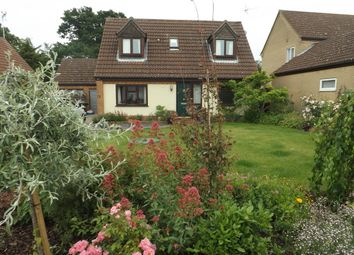 Thumbnail 3 bed detached house for sale in Oak Drive, Beck Row