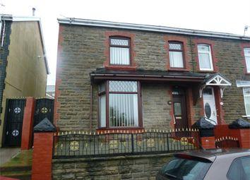 Thumbnail 4 bed terraced house for sale in Treharne Road, Caerau, Maesteg, Mid Glamorgan