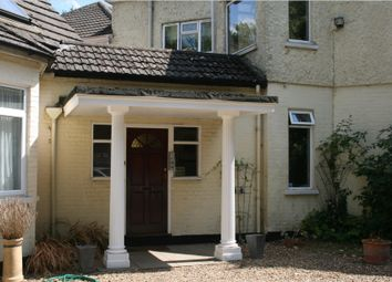 Thumbnail 1 bed flat to rent in Guildford Road, Bagshot