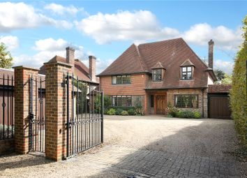 Thumbnail 6 bed detached house for sale in London Road, Sunningdale, Ascot, Berkshire