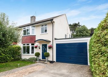 Thumbnail 3 bedroom semi-detached house for sale in Baughurst, Tadley, Hampshire