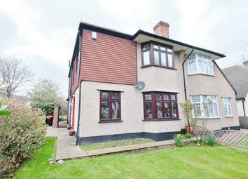 Thumbnail 4 bed semi-detached house for sale in Bark Hart Road, Orpington