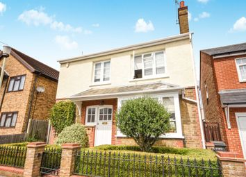 Thumbnail 4 bed detached house for sale in Rothesay Avenue, Chelmsford