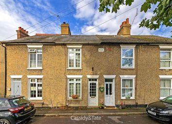 Upper Heath Road, St. Albans, Hertfordshire AL1. 2 bed semi-detached house