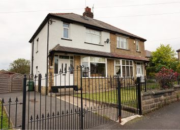 Thumbnail 3 bed semi-detached house to rent in Hill Crescent, Leeds