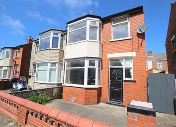 Thumbnail 3 bedroom property for sale in Finsbury Avenue, Blackpool