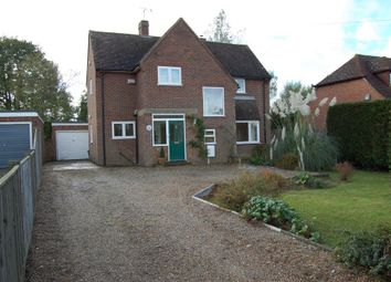 Thumbnail 4 bed detached house to rent in Ashford Road, High Halden, Ashford