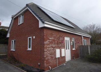 Thumbnail 3 bed detached bungalow for sale in Chapel Lane, Chirk, Wrexham