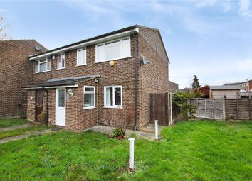 Thumbnail 3 bedroom terraced house for sale in Begonia Close, Chelmsford, Essex