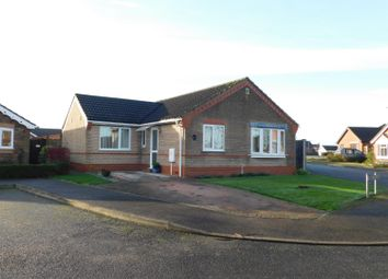 Thumbnail 2 bed detached bungalow for sale in Turners Crescent, Wainfleet, Skegness
