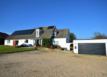 Thumbnail 7 bed detached house for sale in Canterbury Road, Hawkinge, Folkestone
