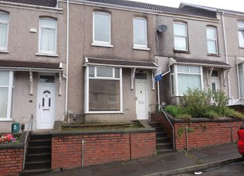Thumbnail 2 bedroom terraced house to rent in Megan Street, Swansea