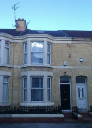 Thumbnail 6 bedroom terraced house to rent in Leopold Road, Kensington, Liverpool