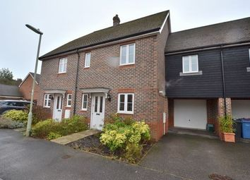 Thumbnail 3 bed semi-detached house to rent in Tithing Road, Fleet